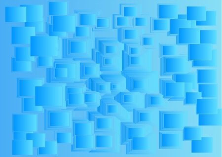 glass panel: glass panel. abstract background in blue color
