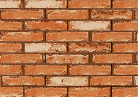 old brick wall: brick wall. Old brick wall in a background image