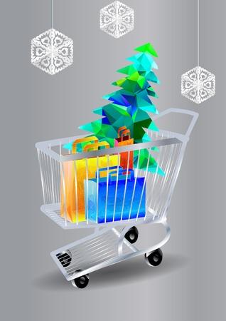 vectro: christmas shopping
