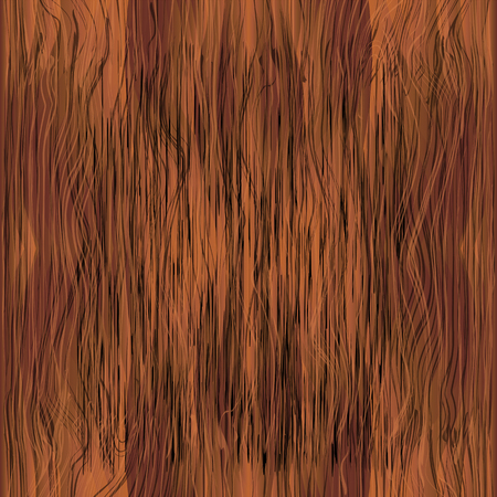 seamless texture of red wood Illustration
