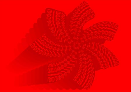 inscription sale on abstract red background