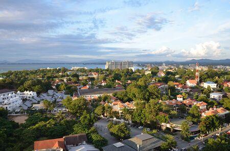 Naklua & Wong Amat Beach - Pattaya landscape