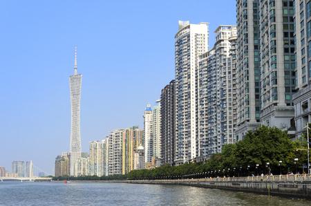 Canton Guangzhou - Chinas landmark