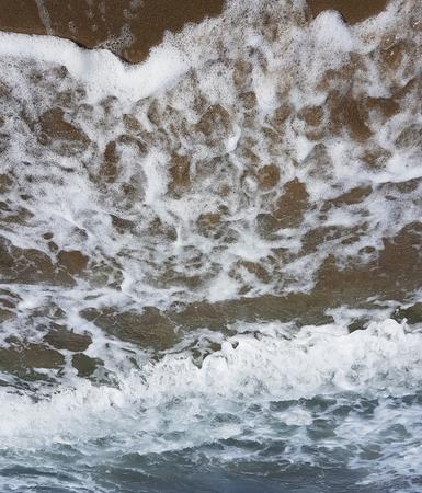seas: Sea waves in the seas; ruler, the ruler would help.
