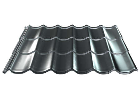 Tile roof Stock Photo - 11357005