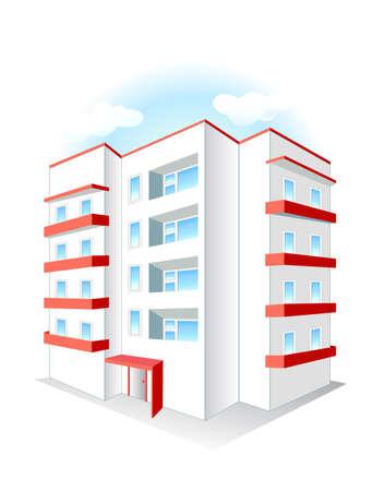multistory: Building