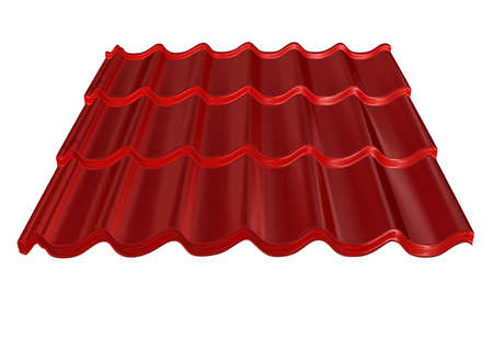 Tile roof Stock Photo - 11358064