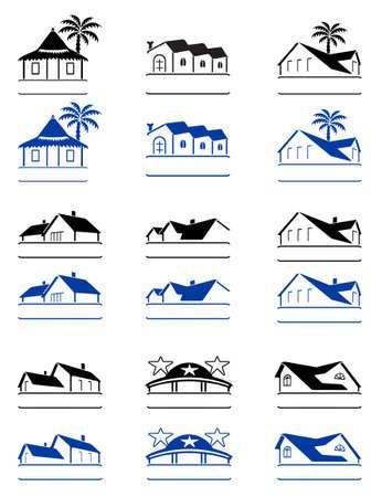 방갈로: 주택의 징후