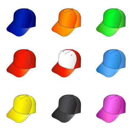hat with visor: Cap collection