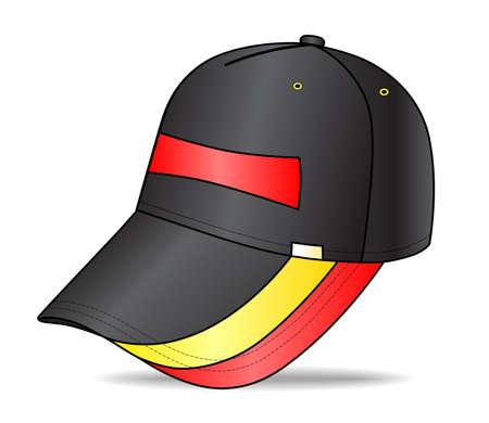 Baseball cap Stock Vector - 11358082