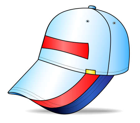 sported: Baseball cap
