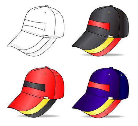 sported: Cap