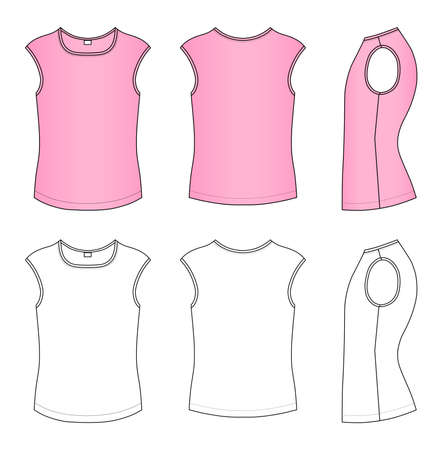 T-shirt  Stock Vector - 11357560