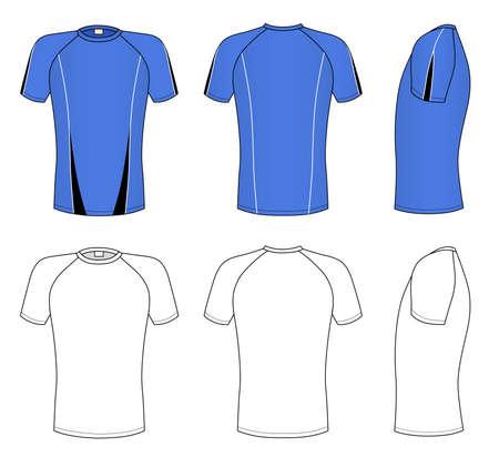 raglan: Raglan sleeve t-shirt