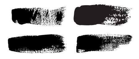 smear: A collection of natural brush strokes