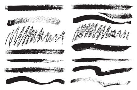 brush strokes: A collection of natural brush strokes