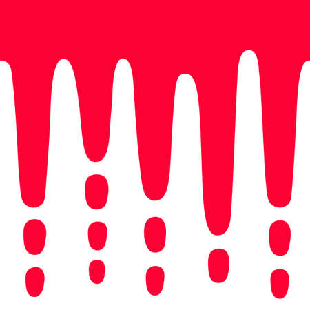 Colored seamless drips background
