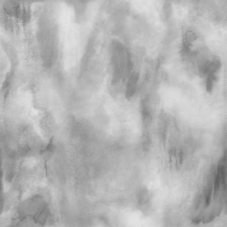 greyscale: Abstract boho seamless fancy summertime watercolor greyscale background