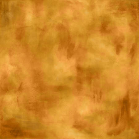 bile: Abstract boho ocher watercolor blurred background
