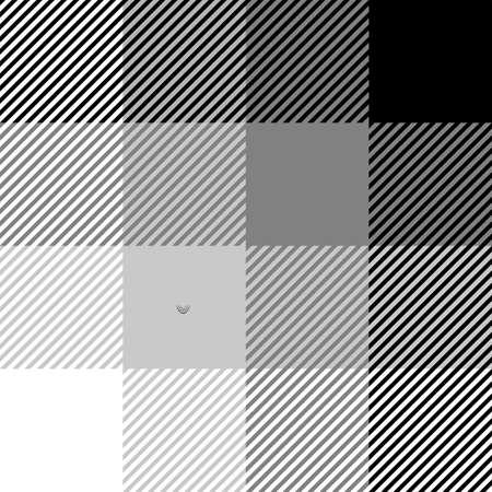 Tartan seamless pattern background, vector illustration Vettoriali