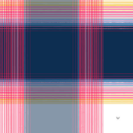 Tartan seamless pattern background, vector illustration Ilustração