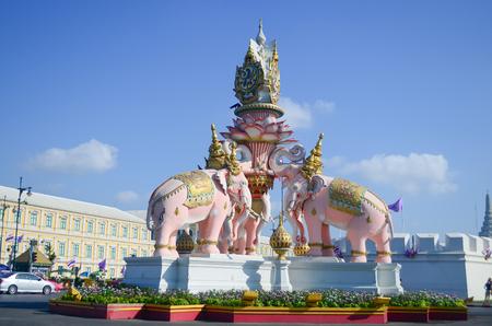 stupor: Wat Phra Kaew, Bangkok, Asia Thailand Stock Photo