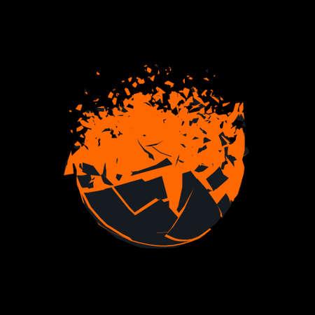 sphere: broken sphere