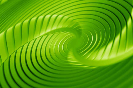 reflective: 3d rendering of reflective spiral surface