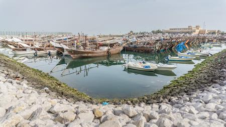 animal only: Kuwait Fishing Boats