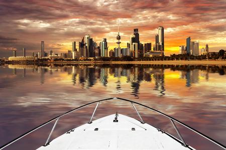 Kuwait City Reklamní fotografie