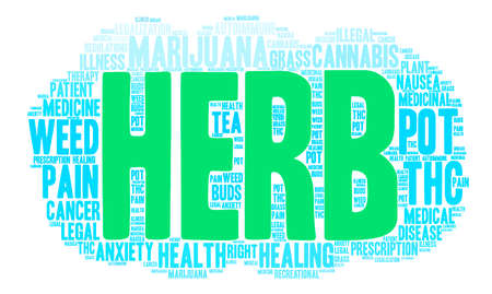 oppose: Herb word cloud on a white background.