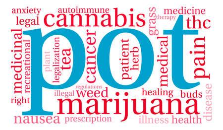 legislators: Pot word cloud on a white background. Stock Photo