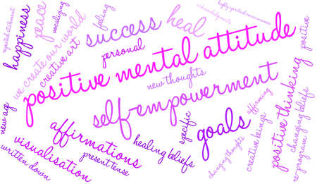 Positive Mental Attitude design