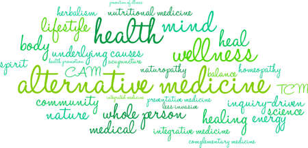 general practitioner: Medicine word cloud on a white background.