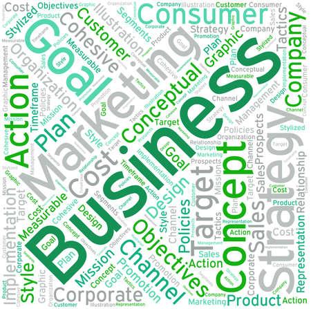 白い背景の上ビジネス単語の雲。