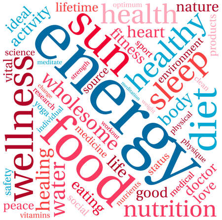 invasive: Energy word cloud on a white background. Illustration