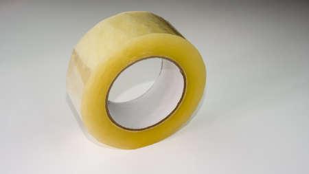 Clear Selotape Circle Holes, Ruban adhésif transparent
