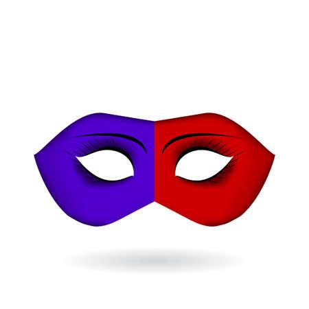 venetian: Venetian carnival masks.  Celebration and fun.