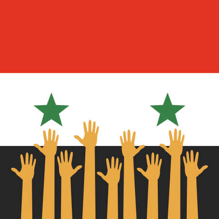 request the people of Syria for help