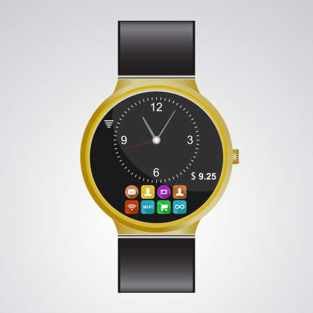 mobile communications: smart clock with mobile communications and the Internet