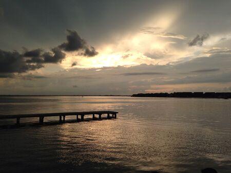 Another Beautiful Sunset 版權商用圖片
