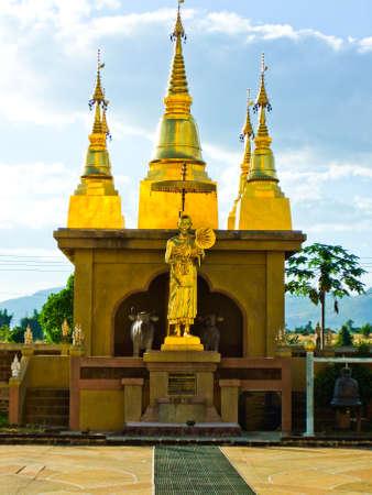 chaingmai: Temple of chaingmai,Thailand