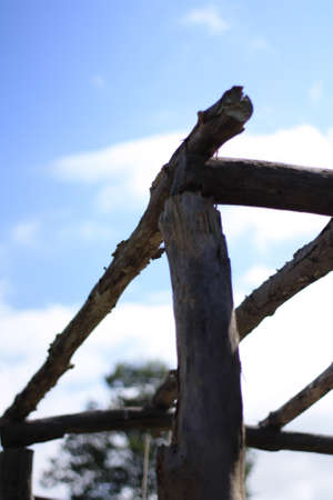 scafflod for climber