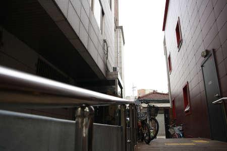 walkway between building 2