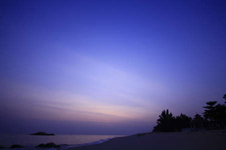Namrin Beach, Rayong, Thailand Stock Photo