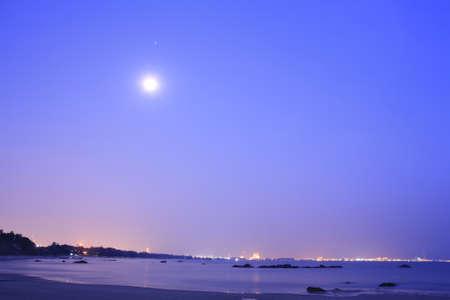 Namrin Beach, Rayong, Thailand Stock Photo
