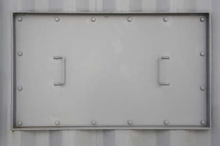 wall steel cover
