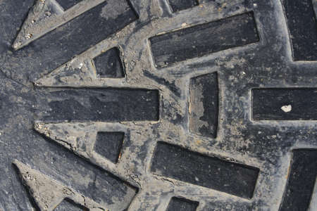 Hole cover pattern