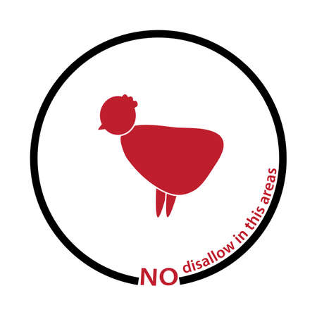 disapprove: chicken disallow tag