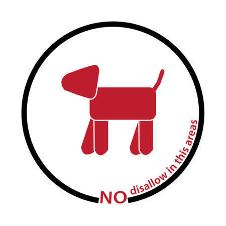 disapprove: dog disallow tag